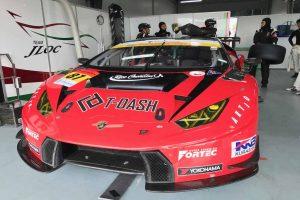 スーパーGT | JLOC 2019スーパーGT第4戦タイ レースレポート