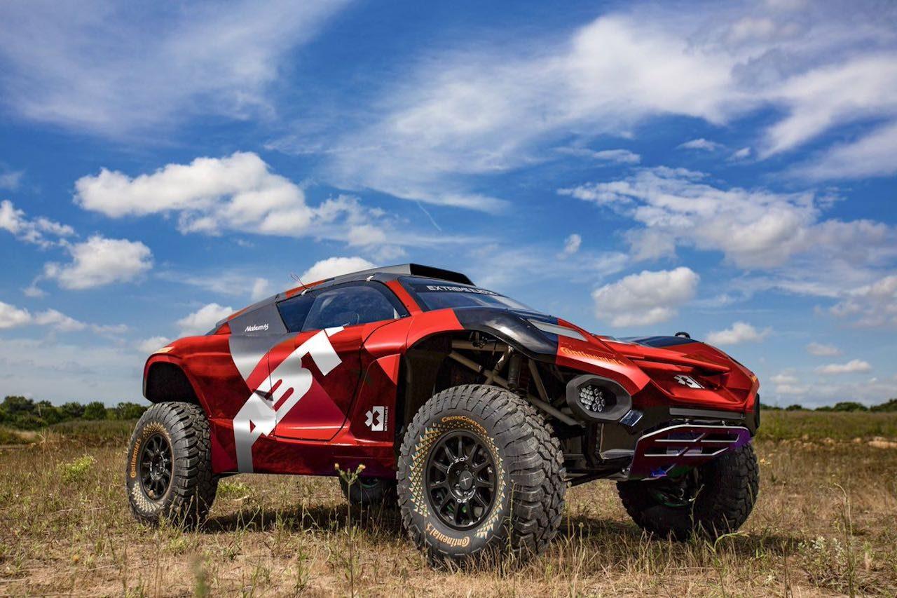 電動SUVオフロード戦『エクストリームE』に、ABTスポーツラインが参戦表明