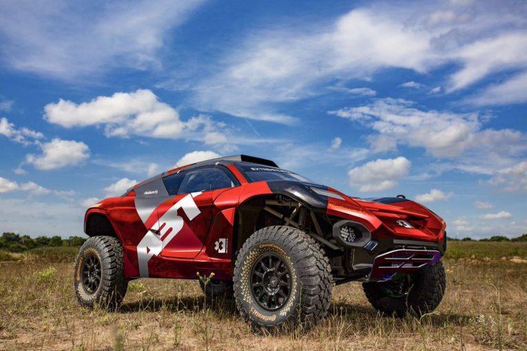 ラリー/WRC | 2021年開幕の電動SUV戦『エクストリームE』にアプト・スポーツラインが参戦を表明