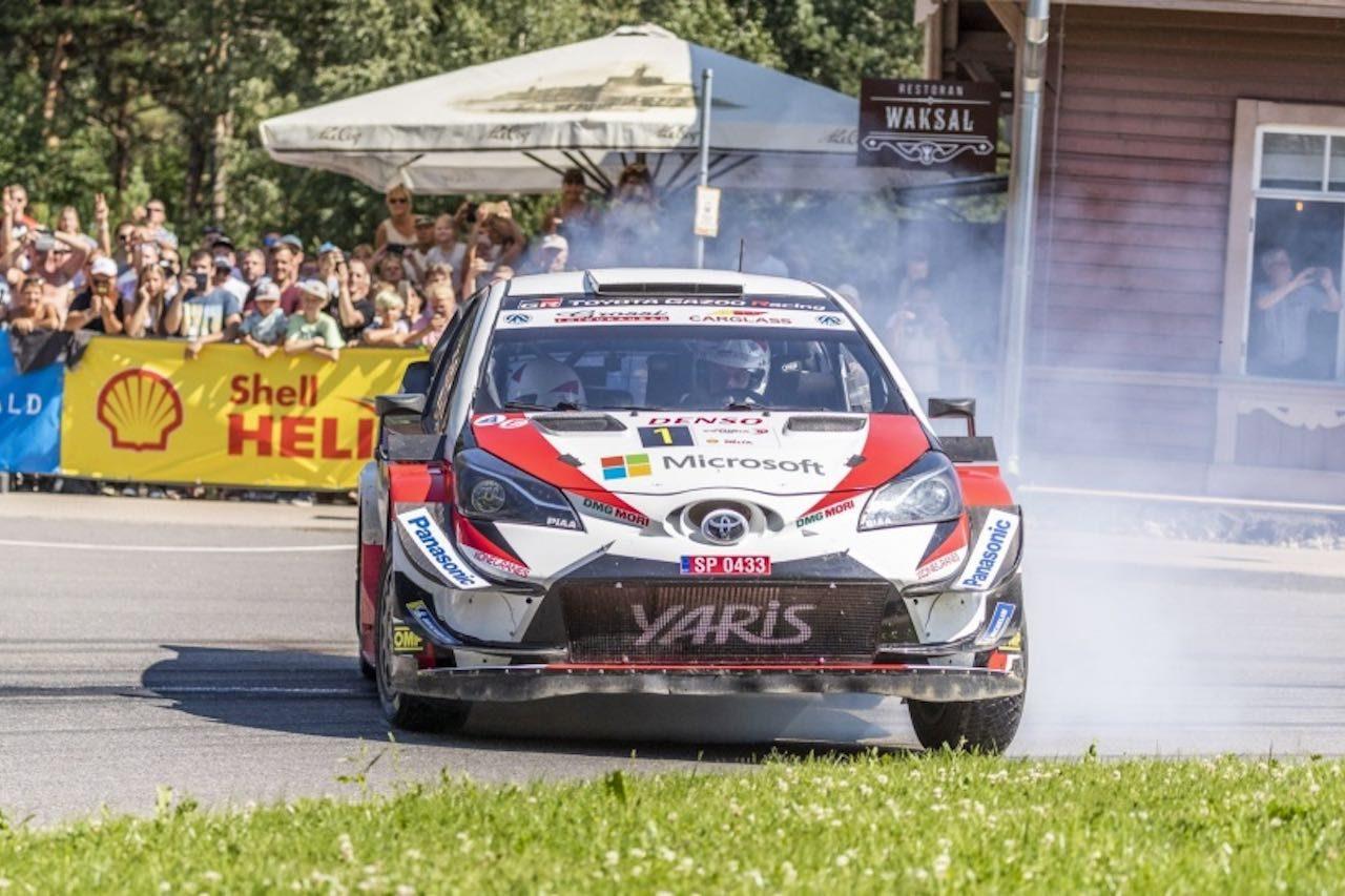 勝田貴元、新型フォード・フィエスタR5でラリー・エストニア参戦。「これが初の本格テスト」