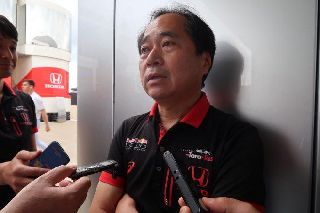2019年F1第10戦イギリスGP 田辺豊治テクニカルディレクター