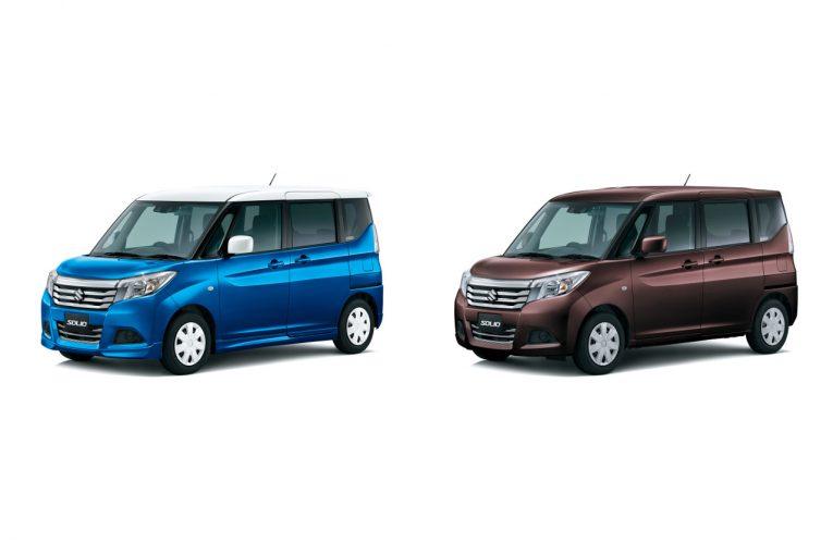クルマ | 『スズキ・ソリオ』2WD、4WD両モデルに装備充実の特別仕様車が新設定
