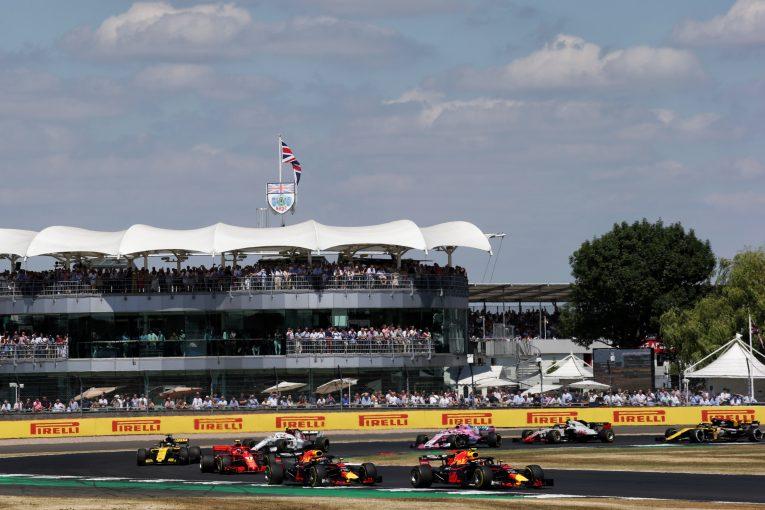 F1 | シルバーストンとの新5年契約を結んだ現在もロンドンGPの実現に向けた交渉を継続中、とF1のCEOが言明