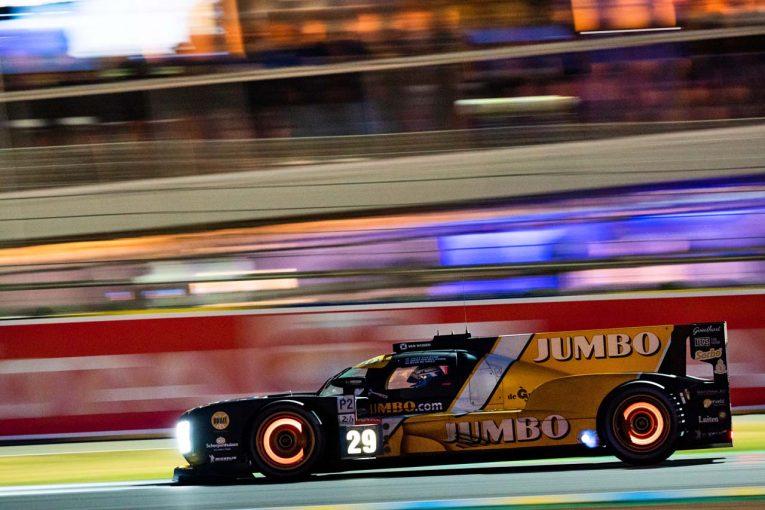 ル・マン/WEC | WEC:F2参戦中のデ・フリースは開幕戦欠場に。レーシングチーム・ネーデルランドが代役発表