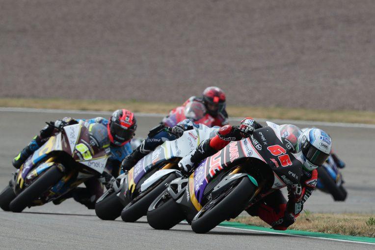 MotoGP | ザクセンリンクで開幕戦を迎えた電動バイクレースMotoE、ライダーたちが語るマシンの課題とリスク