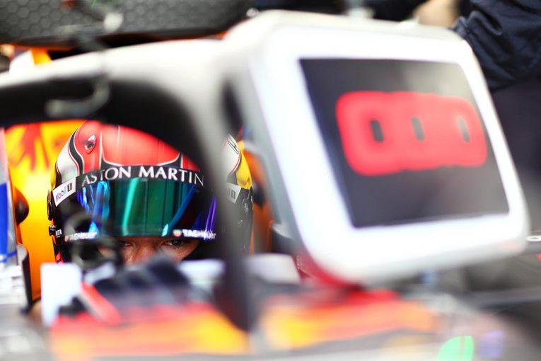 F1   F1第10戦イギリスGP FP1:不振のガスリーがトップタイムの好発進。3番手にはフェルスタッペンが続く