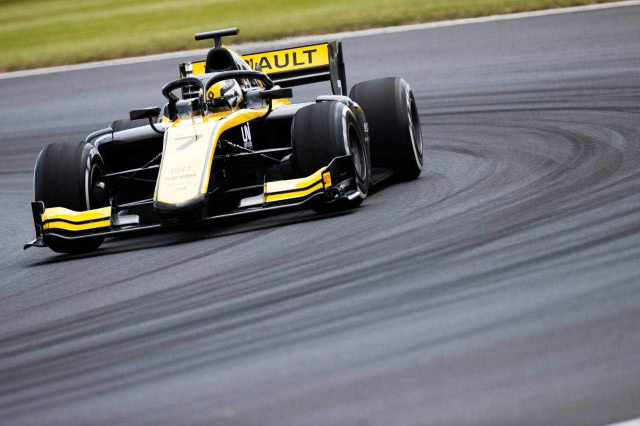 【順位結果】FIA-F2第7戦イギリス予選