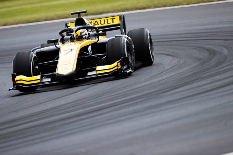 海外レース他 | 【順位結果】FIA-F2第7戦イギリス予選