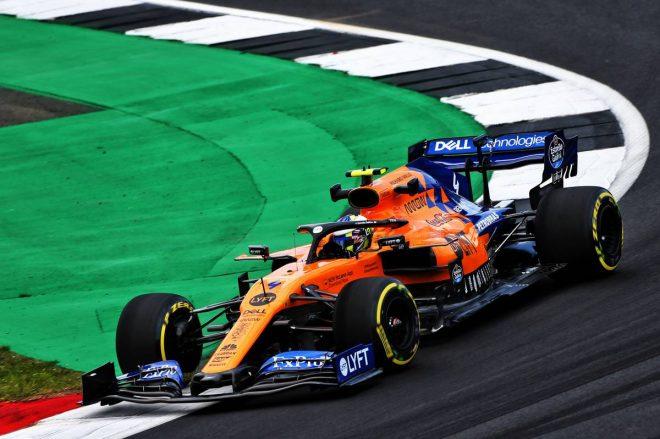 2019年F1第10戦イギリスGP FP2は6番手、ランド・ノリス(マクラーレン)