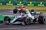 2019年F1第10戦イギリスGP バルテリ・ボッタス(メルセデス)