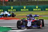 2019年F1第10戦イギリスGP ダニール・クビアト(トロロッソ・ホンダ)