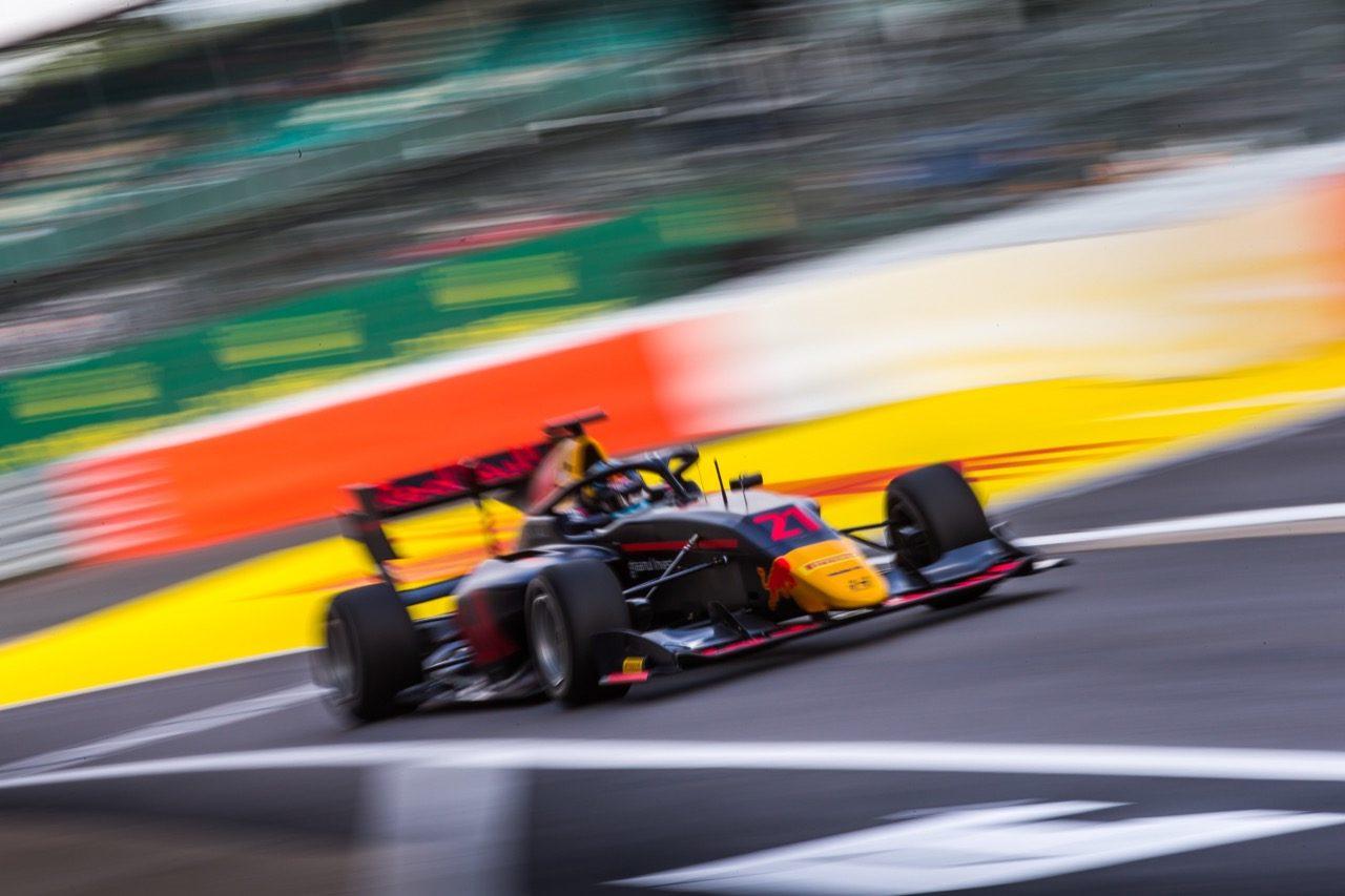 【順位結果】FIA-F3 第4戦イギリス予選