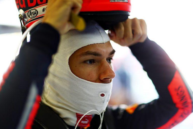 F1   ガスリー、F1公式セッションで初の首位「改善プランが奏功、感触が良くなった」:レッドブル・ホンダ イギリスGP金曜