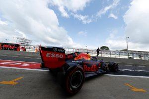 F1 | ホンダF1田辺TDイギリスGP初日インタビュー:復調の兆しを見せたガスリーに、「2台揃って競り合う状況は心強い」
