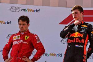 F1 | F1 Topic:8年前の遺恨バトル再来。オーストリアGPの裁定に、「だったら僕はこれから、自分のやり方で戦うよ」とルクレール