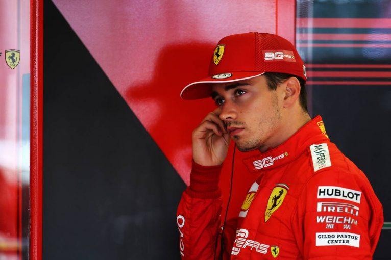 F1 | 「ビアンキに誇りに思ってもらえるように、良い結果を出したい」ルクレール、亡き親友への思いを明かす