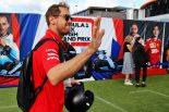 F1 | 2019年F1第10戦イギリスGP金曜 セバスチャン・ベッテル(フェラーリ)