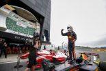 海外レース他 | FIA-F3第4戦イギリス レース1:白熱の首位争いをビプスが制し2勝目。角田は12台抜きを披露