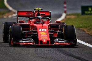 F1 | ルクレールがトップタイム。復調のガスリーは4番手【タイム結果】F1第10戦イギリスGPフリー走行3回目