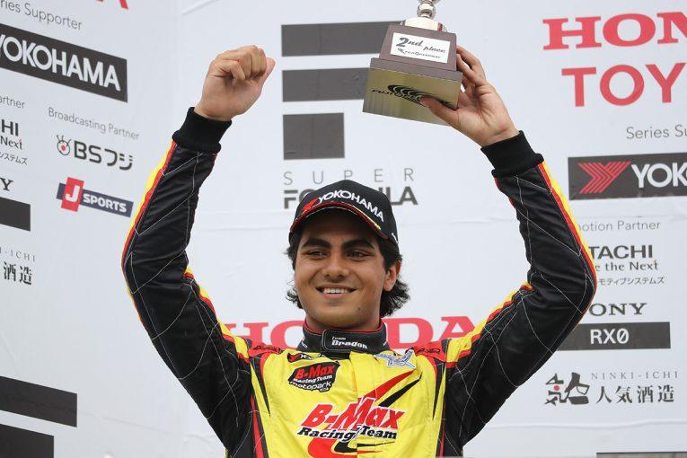 国内レース他   全日本F3選手権第11戦富士:宮田莉朋がトップチェッカーも、エナム・アーメドが繰り上げ優勝