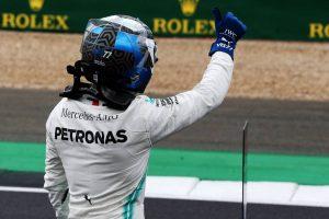 F1 | 【動画】バルテリ・ボッタスの予選ポールラップ/F1第10戦イギリスGP