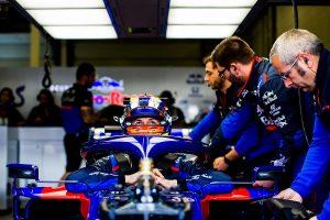 F1 | ホンダF1本橋CE予選後インタビュー:クビアトに不運もアルボンがQ3進出。「本来の実力通りの走りができた」