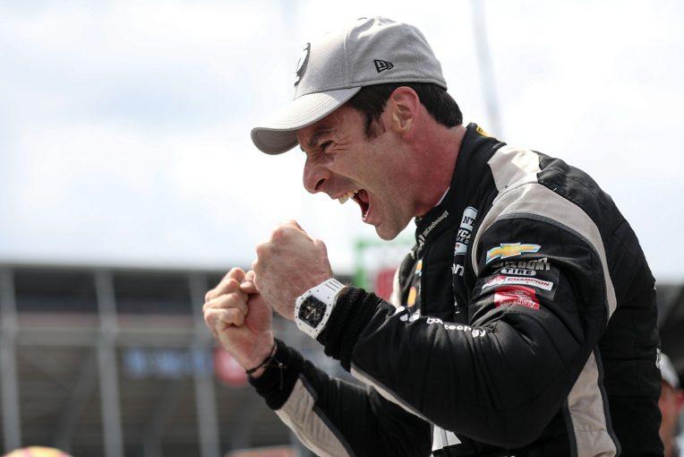 海外レース他 | インディカー第11戦トロント:パジェノーが会心のアタックで今季2度目のポール。琢磨はQ2敗退