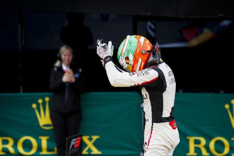 海外レース他 | FIA-F3第4戦イギリス レース2:プルチーニ初優勝。14番手スタートの角田は7台抜きで入賞を果たす