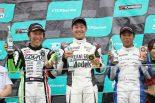 国内レース他 | TCRジャパン第3戦サンデーシリーズ:金丸ユウがポール・トゥ・ウィンで3勝目。前嶋、松本が2戦連続の表彰台