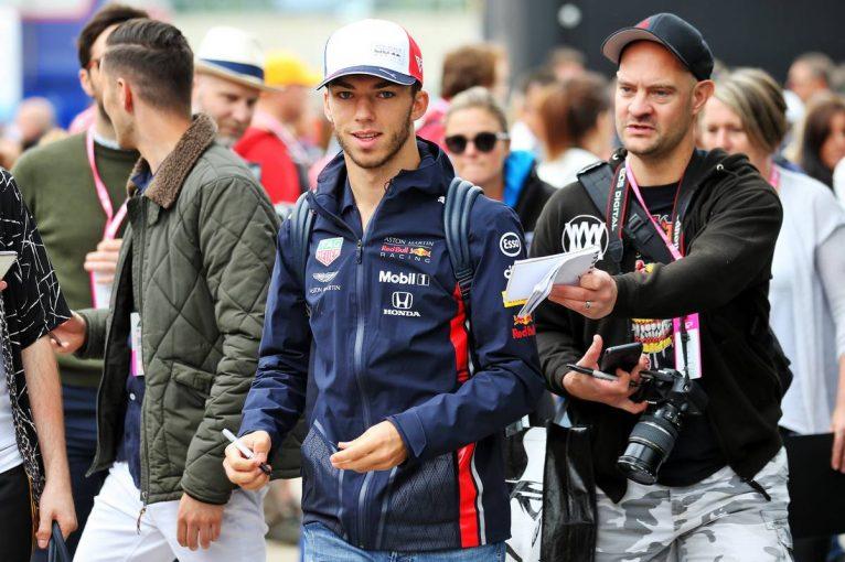 F1 | ペナルティ対象者はなし、予選グリッドのまま決勝へ/F1第10戦イギリスGP決勝グリッド