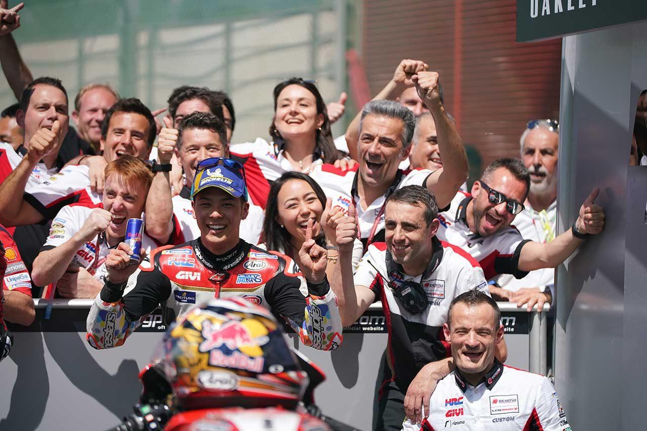 中上、2019年MotoGP前半戦にはおおむね好感触。後半戦は「トップ6をねらっていきたい」と目標を定める