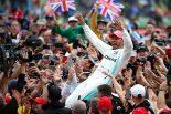 F1 | F1第10戦イギリスGP決勝:優勝は地元ハミルトン。奮起したガスリーが4位入賞、追突されたフェルスタッペンは表彰台チャンスを失う