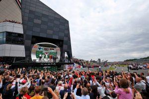 F1 | 【ポイントランキング】F1第10戦イギリスGP終了時点
