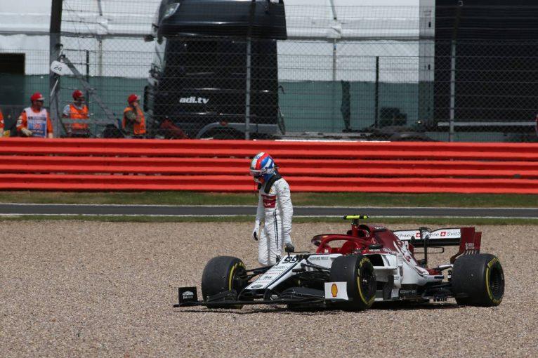 F1   【ギャラリー】F1第10戦イギリスGP決勝日