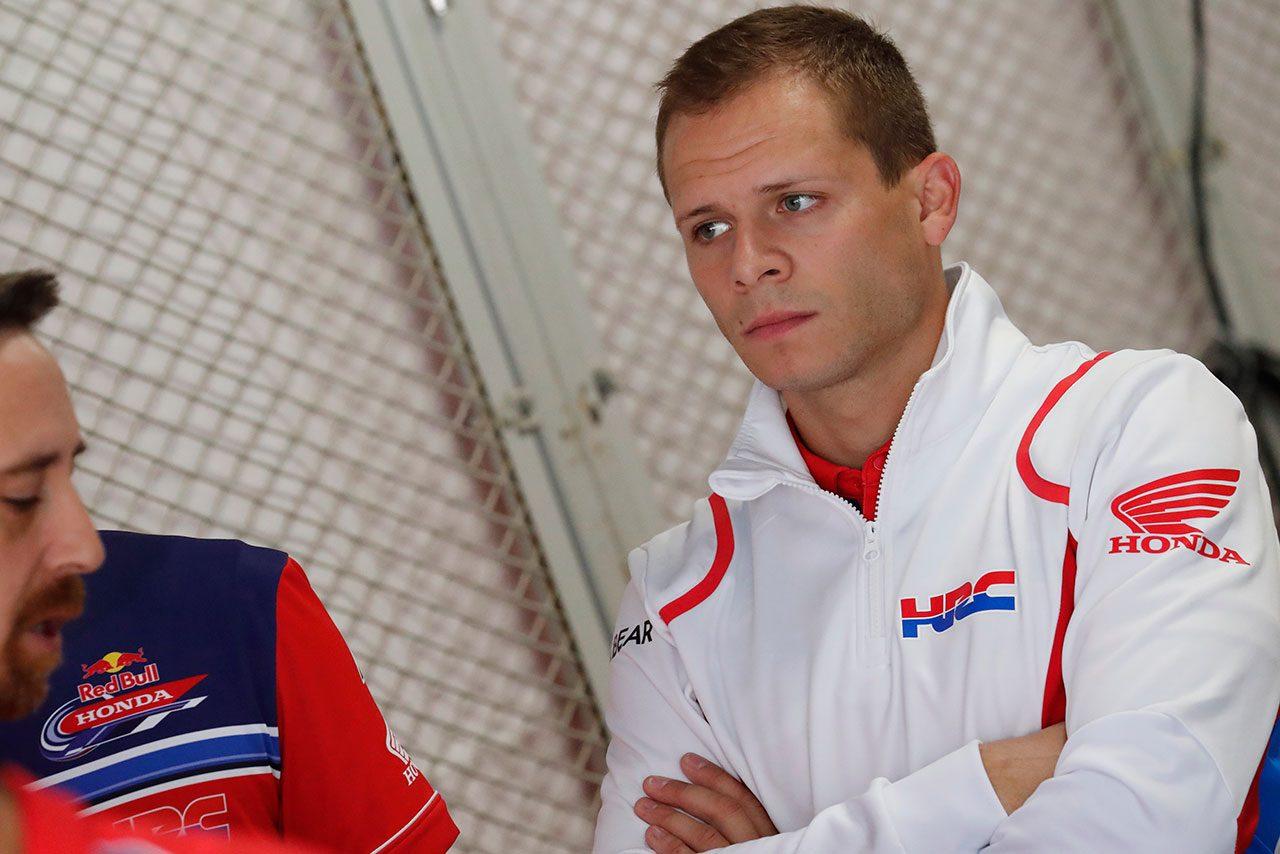 Red Bull Hondaから2019年の鈴鹿8耐を戦うステファン・ブラドル