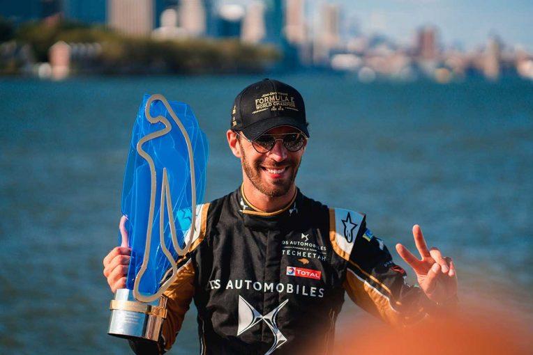 海外レース他 | フォーミュラE:ベルニュ連覇で2018/19年王者に。最終戦はフラインス優勝、ニッサン表彰台