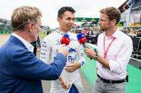 F1 | アルボン、トラブルで入賞圏外へ「ピットストップできなくなり、タイヤに苦しんだ」トロロッソ・ホンダ F1イギリスGP