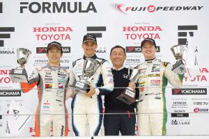 スーパーフォーミュラ | トヨタ 2019スーパーフォーミュラ第4戦富士 レースレポート