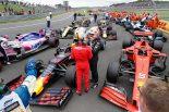 F1   マックス・フェルスタッペン、セバスチャン・ベッテル