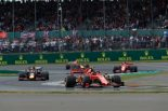 2019年F1第10戦イギリスGP シャルル・ルクレール(フェラーリ)