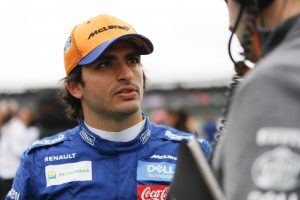 F1 | サインツ、中団トップの6位「完璧なレース。リカルドとのバトルは楽しかった」:マクラーレン F1イギリスGP