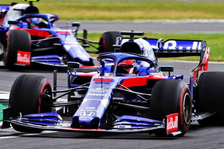 F1 | F1第10戦イギリスGP 決勝トップ10ドライバーコメント(1)