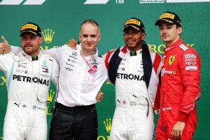 F1 | F1第10戦イギリスGP 決勝トップ10ドライバーコメント(2)