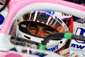 F1 | ペレス「速さはあったのに、セーフティカー導入中に問題が起きてレースが台無しに」:レーシングポイント F1イギリスGP日曜