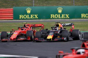 F1 | シャルル・ルクレール、マックス・フェルスタッペン