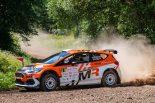 勝田貴元は2019年のラリー・エストニアで新型フォード・フィエスタR5を初ドライブ