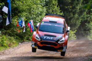 ラリー/WRC | 勝田貴元(フォード・フィエスタR5)