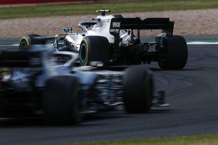 F1 | ボッタス、メルセデスF1内でのチームメイトとの争いに「外部からの助言は不要」と主張