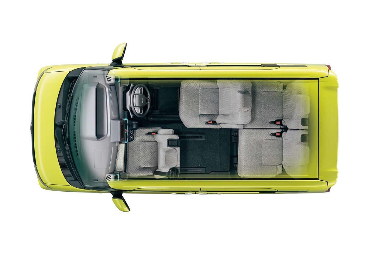スバル車初の新スマートアシスト採用。新型シフォン、7月25日発売