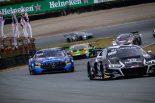 ブラックファルコンの4号車メルセデスAMG GT3